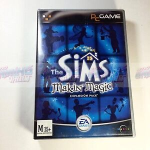 The Sims Makin Magic Expansion Pack