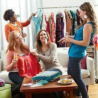 Sip n' Swap Ladies Clothing Exchange - this Saturday