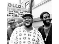 De La Soul Live @ Albert Hall, Manchester. 2nd March. 2 x Standing Tickets