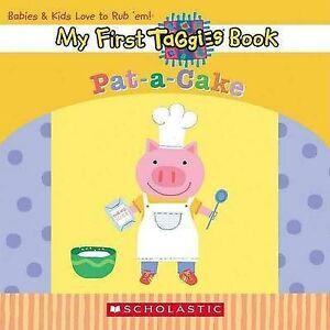 Pat-a-Cake-My-First-Taggies-McDonald-Jill-New-Book
