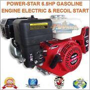 6.5HP Motor