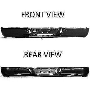 New Painted 2002-2008 Dodge Ram Rear Bumper & FREE shipping