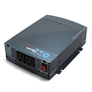 SAMLEX 350W SSW PURE SINE WAVE INVERTER