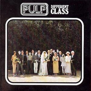 Pulp : Different Class CD (1999)
