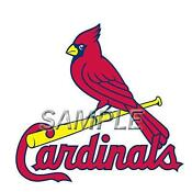 St Louis Cardinals Fabric
