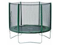 Plum trampoline 8 foot