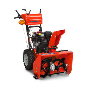 Simplicity snowblowers
