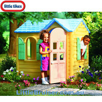 Outdoor Playhouse@ clic klak ( preloved toy shop)