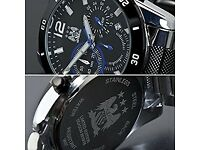 Man city limited edition watch
