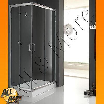 duschkabine 75x75 ebay. Black Bedroom Furniture Sets. Home Design Ideas