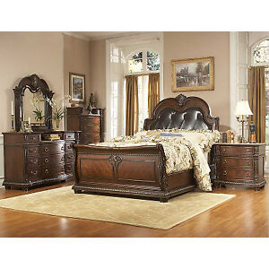 King size Bedroom Set high end high quallity