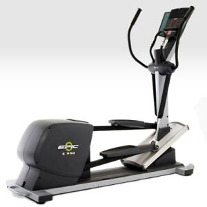 Elliptique Epic E 950 Elliptical Trainer