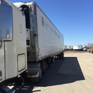 3 - 2005 Utility Reefer Trailers for sale...