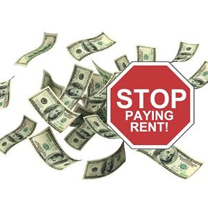 GET INTO HOME OWNERSHIP - STOP PAYING RENT!