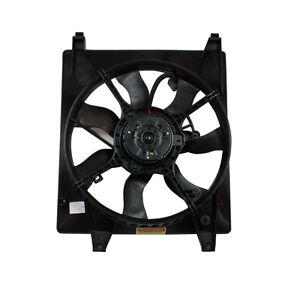 KIA/HYUNDAI RADIATOR FAN ASSEMBLY