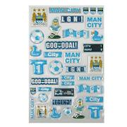 Manchester City Stickers