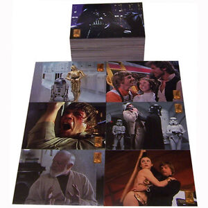 Star Wars Trilogy Special Edition Merlin 125 Card Set