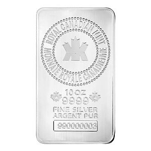 Silver rounds and bars