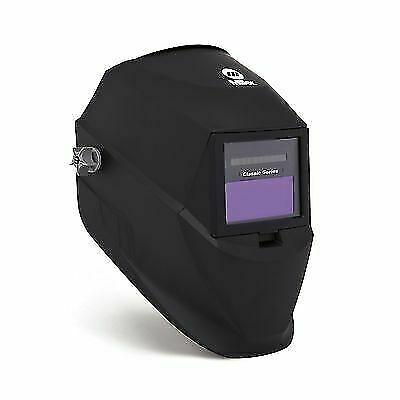 Miller Black Variable Shade Auto Darkening Welding Helmet 251292