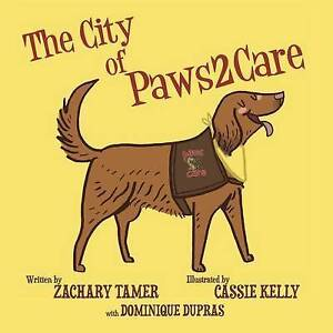 The City of Paws2care by Tamer, Zachary -Paperback
