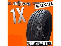 1x 225/40/18 Brand New Budget Tyre Fitting available x1