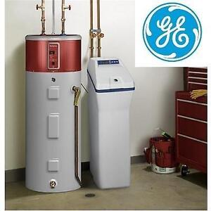 NEW* GE WATER SOFTENER AND FILTER - 133865395 - 31,100 GRAIN SEE COMMENTS