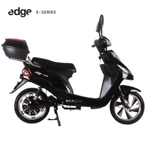 EDGE Electric e-bike scooter - no licence required*