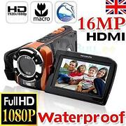 Underwater Digital Video Camera