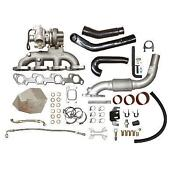 Hilux Diesel Turbo Kit