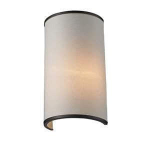 New Z-Lite Cameo (165-1S) 1 Light Wall Sconce