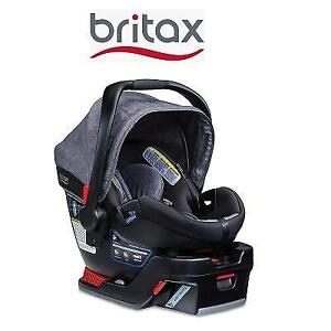 OB BRITAX B-SAFE ELITE INFANT SEAT E1A796L 224049606 VIBE MFG 06/13/2018 OPEN BOX