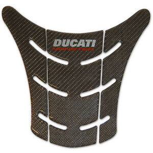 NEW!! Ducati Monster Carbon Tank Protector