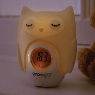 Gro Egg temperature owl