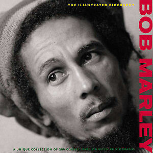 "NEW ""Bob Marley - The Illustrated Bioghraphy"" HC by M.Andersen"