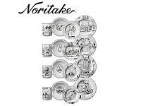 NORITAKE -LE RESTAURANT- DINNER SERVICE