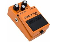 Boss DS-1 Distortion Pedal Excellent Condition