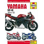 Yamaha R1 Haynes Manual