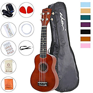 BRAND NEW IN BOX UKULELE PACKAGE