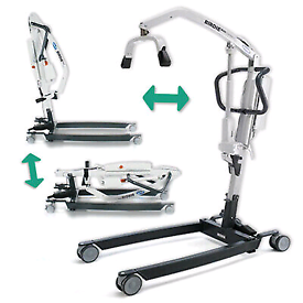 Brand New Foldable Disability Electrical Mobility Hoist with Sling