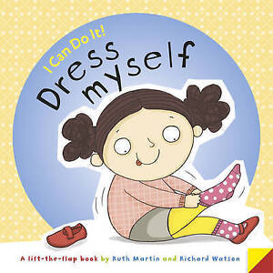 I Can Do it...Dress Myself-ExLibrary
