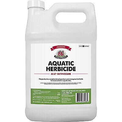 Farm General 75298 Aquatic Herbicide, 53.8% Glyphosate, 1-Gallon - Quantity 1