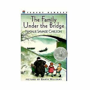the family under the bridge book report The family under the bridgeonce there was an old man named summary of the family under the bridge what is the conflict of the book the family under the bridge.