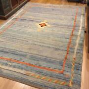 Gorgeous extra thick wool gabbeh rug..certificate included! Sandgate Brisbane North East Preview
