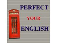 English lessons with an experienced ESOL/ EFL English teacher from only £15 an hour