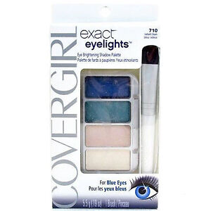 CoverGirl Exact Eyelights 710 Shadow Palette