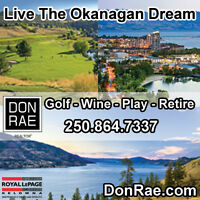 Home Selling or Buying in Kelowna, Lake Country?