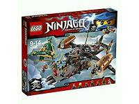 Lego Ninjago Misfortunes Keep 70605 Brand new