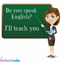 Teacher of English as a Second Language