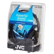 JVC Over Ear Headphones