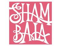 Volunteer at Shambala Festival - go for free without missing any of the festival!